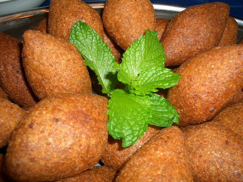 Kibbeh is an integral part of Lebanese food culture