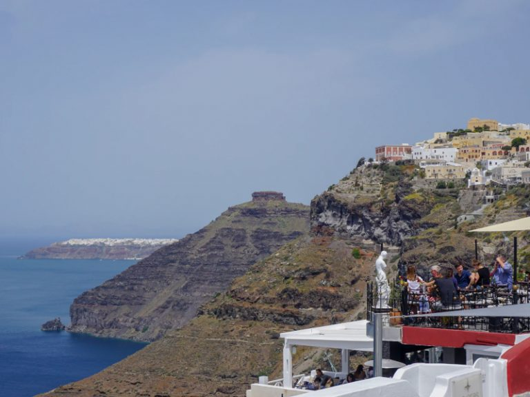 Santorini Best Breakfast: 9 Places to Start Your Greek Day