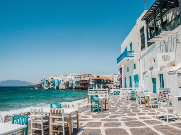 How to Holiday in Mykonos on a Budget: Money Saving Tips